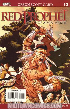 Red Prophet Tales Of Alvin Maker #12
