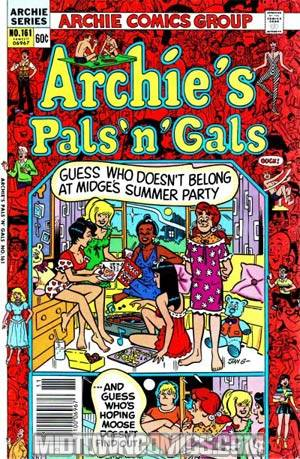 Archies Pals N Gals #161