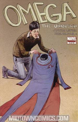 Omega The Unknown Vol 2 #5