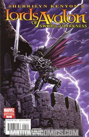 Lords Of Avalon Sword Of Darkness #1 Incentive Tom Grummett Variant Cover