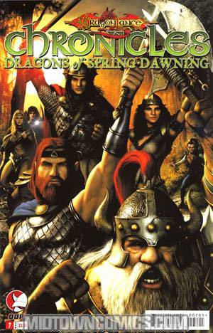 Dragonlance Chronicles Vol 3 #7 Cvr A Gopez