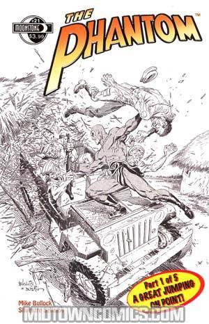 Phantom Vol 6 #21 Cover A Regular