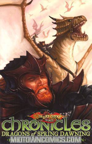 Dragonlance Chronicles Vol 3 #7 Cvr B Walpole