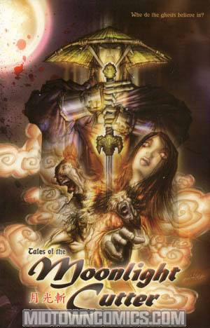 Tales Of The Moonlight Cutter Vol 3 Tears Of The Dead GN