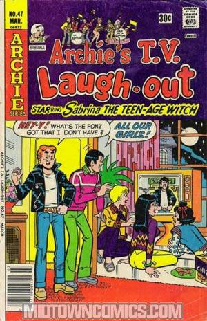 Archies TV Laugh-Out #47