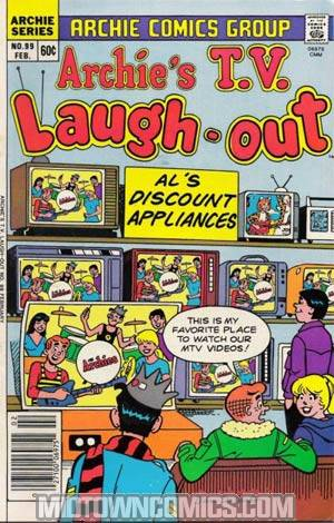 Archies TV Laugh-Out #99