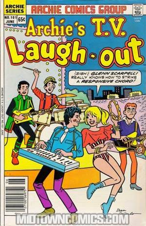 Archies TV Laugh-Out #101