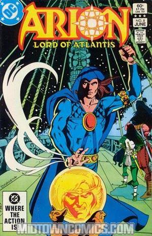 Arion Lord Of Atlantis #8