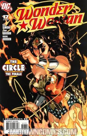 Wonder Woman Vol 3 #17