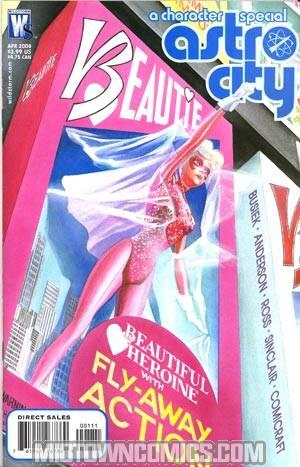Astro City The Dark Age Special #2 Beautie