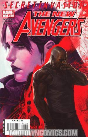 New Avengers #38 (Secret Invasion Infiltration Tie-In)