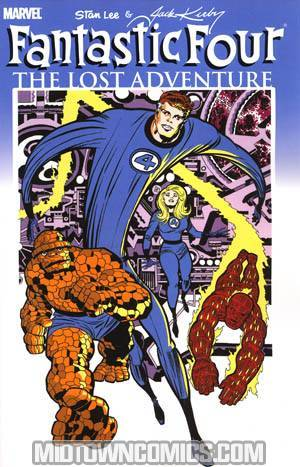 Fantastic Four Lost Adventure