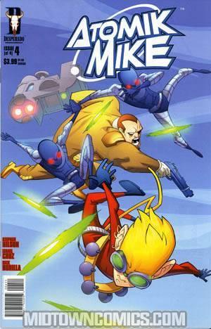 Atomik Mike Vol 2 #4