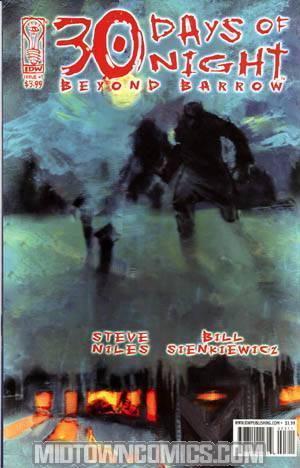 30 Days Of Night Beyond Barrow #3