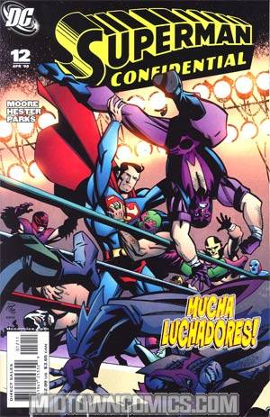 Superman Confidential #12
