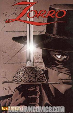 Zorro Vol 6 #1 Incentive Matt Wagner John Cassaday Variant Cover