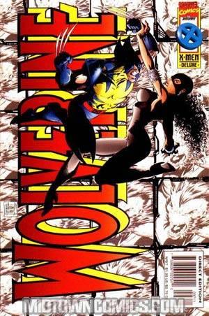 Wolverine Vol 2 #97