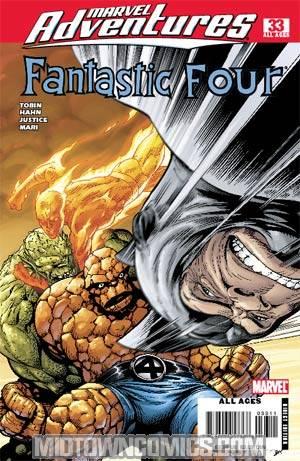 Marvel Adventures Fantastic Four #33