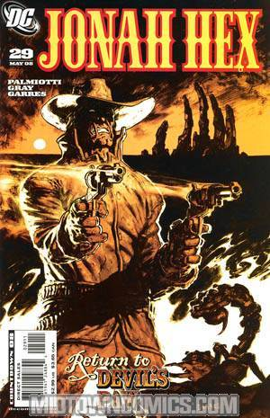 Jonah Hex Vol 2 #29