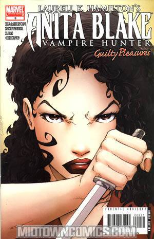 Anita Blake Vampire Hunter Guilty Pleasures #9 Cover A Regular Brett Booth Cover