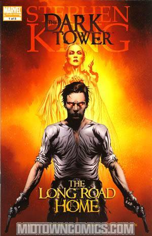 Dark Tower Long Road Home #1 Cover A Regular Jae Lee Cover