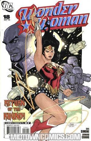 Wonder Woman Vol 3 #18