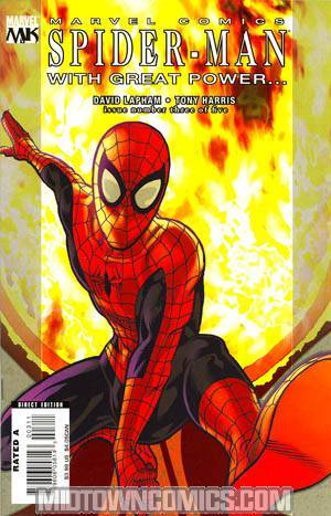 Spider-Man With Great Power #3