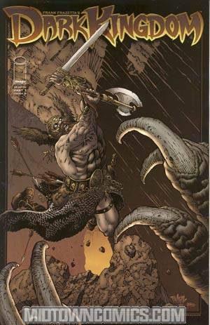 Frank Frazettas Dark Kingdom #1 Regular Cover B Tim Vigil