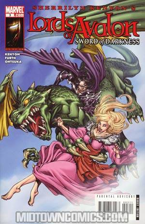 Lords Of Avalon Sword Of Darkness #3