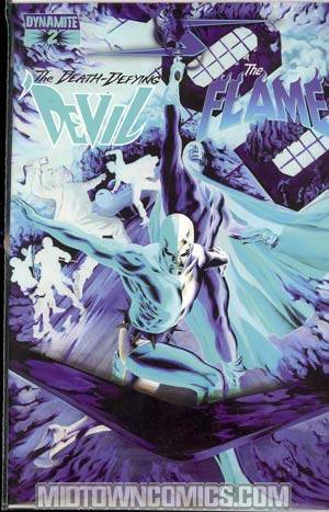 Project Superpowers #2 Cover C Incentive Alex Ross Negative