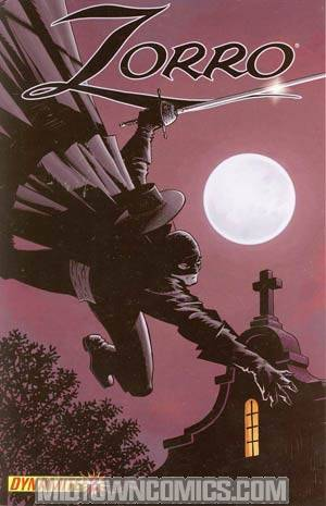Zorro Vol 6 #2 Matt Wagner Cover