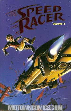 Speed Racer Vol 4 TP
