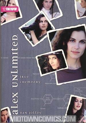 Alex Unlimited Novel Vol 3 True Chemistry