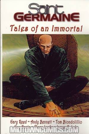 Saint Germaine Vol 2 Tales Of An Immortal TP