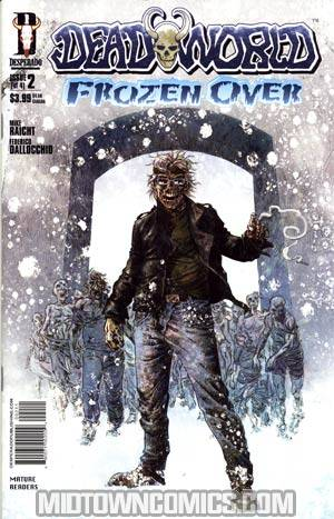 Deadworld Frozen Over #2