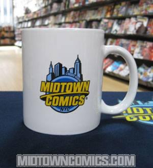 Midtown Comics 11-Ounce Mug