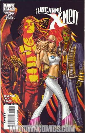 Uncanny X-Men #497 Cover B Incentive Skrully Variant Cover