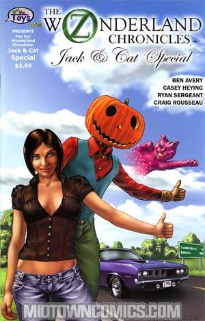 Oz Wonderland Chronicles Jack & Cat Special