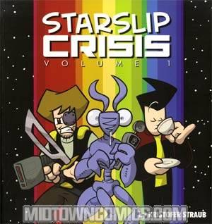 Starslip Crisis Vol 1 TP