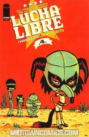 Lucha Libre #4