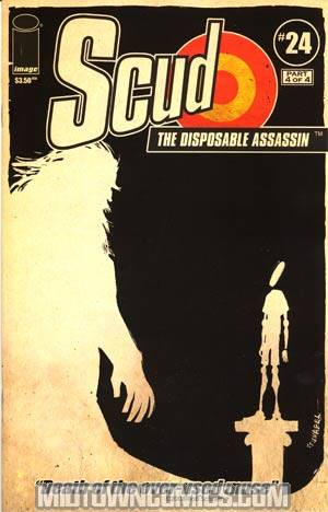 Scud The Disposable Assassin #24