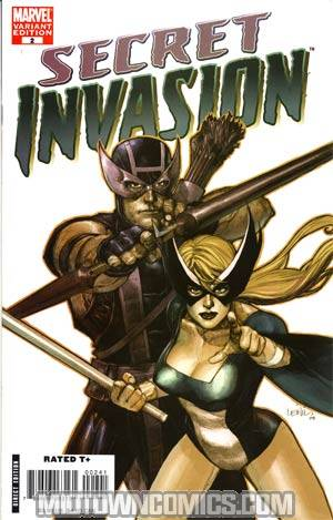 Secret Invasion #2 Cover C Incentive Leinil Francis Yu Variant Cover