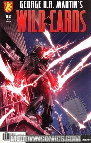 George RR Martins Wild Cards Hard Call #2