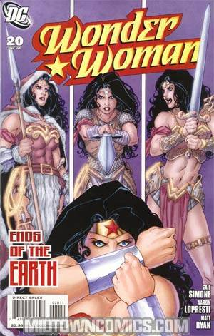 Wonder Woman Vol 3 #20