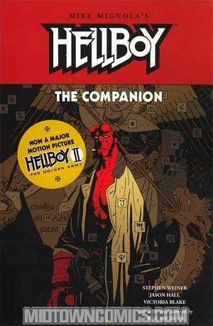 Hellboy Companion TP