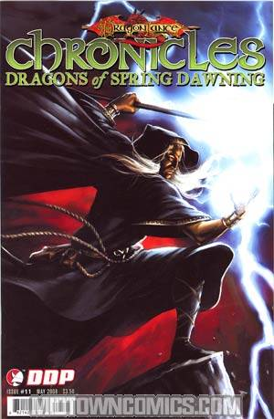 Dragonlance Chronicles Vol 3 #11 Cvr B Walpole