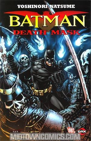 Batman Death Mask #3