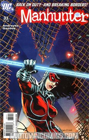 Manhunter Vol 3 #31