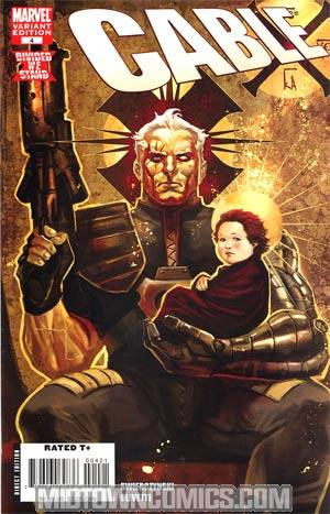 Cable Vol 2 #4 Cover B Incentive Marko Djurdjevic Variant Cover