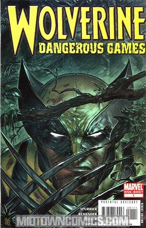Wolverine Dangerous Games